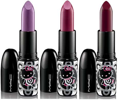 mac-hello-kitty-lipstick2 MAC Hello Kitty Collection is Almost Here!