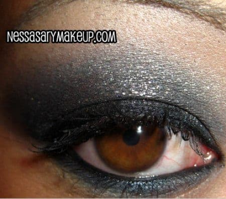 pictures of smokey eye makeup. necessary makeup smokey eye
