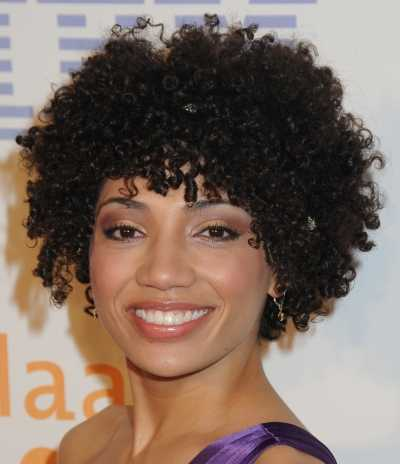 Short Curly Hairstyles- Get Celebrity Hair! - Hot Beauty Health