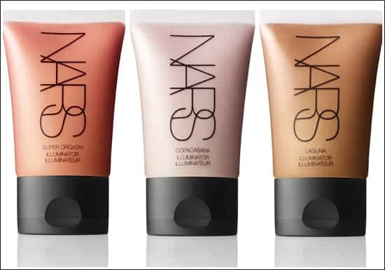 Illuminate your complextion with NARS