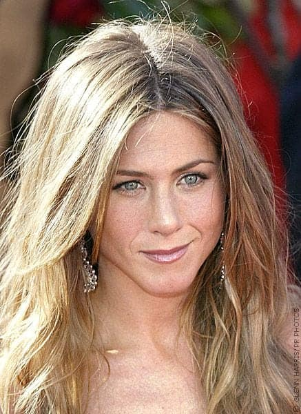 jennifer aniston hair colour formula. episode 20, Jennifer