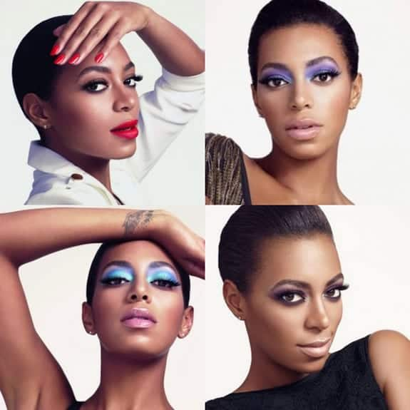 solange knowles rimmel london