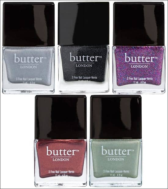 fall 2012 butter london
