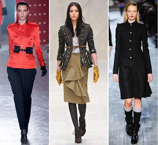 fall winter 2012 fashion trends