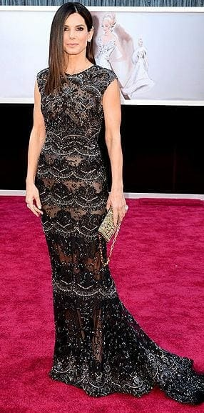 oscars best dressed 2013