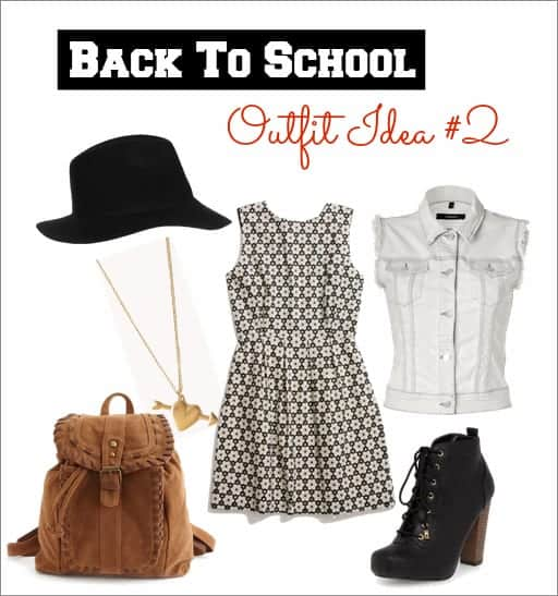 B2S| First day of school outfits! | NP