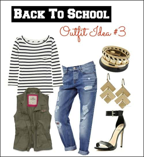 First Day Of School Outfit Ideas 2013 Outfit idea #3. first day