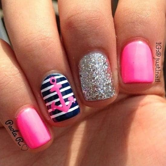 Adorable Nail Art: 15 Cute Nail Art Ideas For Spring