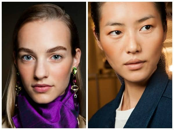 spring 2015 beauty trends sunkissed skin