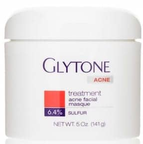 glytone acne facial masque
