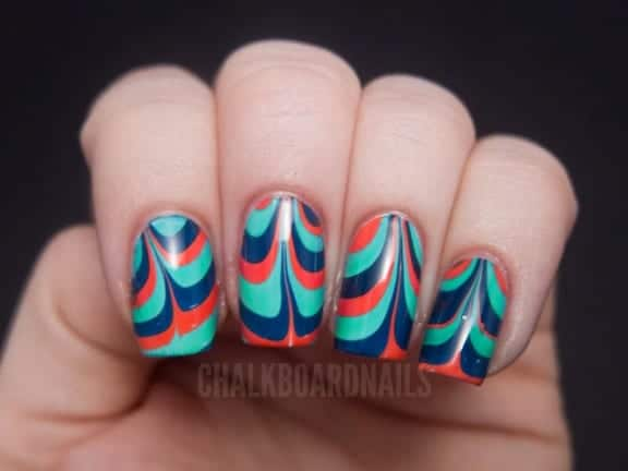 12 marble nail art designs worth copying prinsesfo Gallery