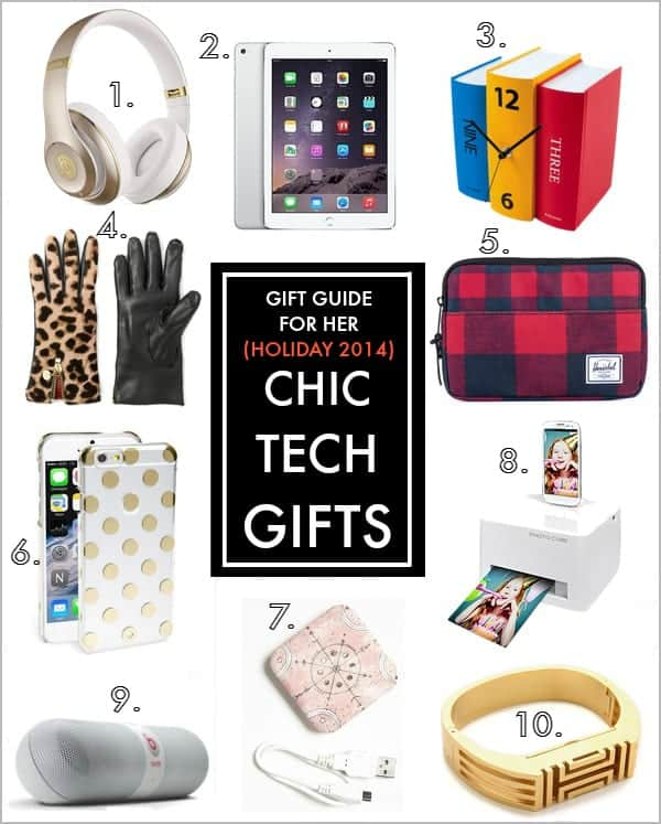 holiday gift guide tech gifts
