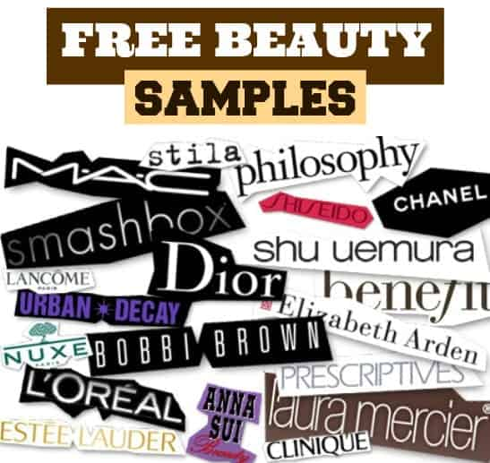Free mascara samples by mail