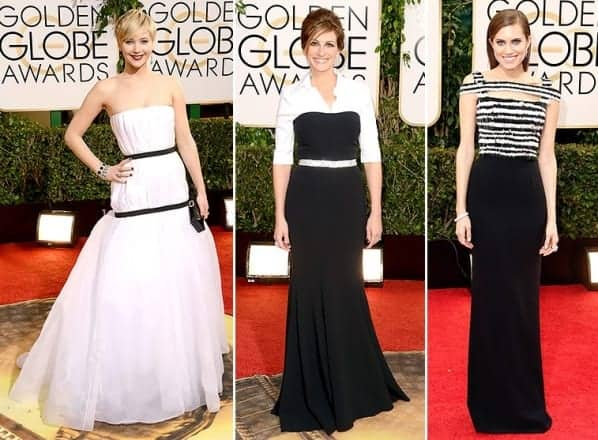 Top 5 Trends From The 2014 Golden Globes