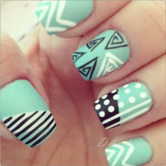 15 Cute Spring Nails And Nail Art Ideas