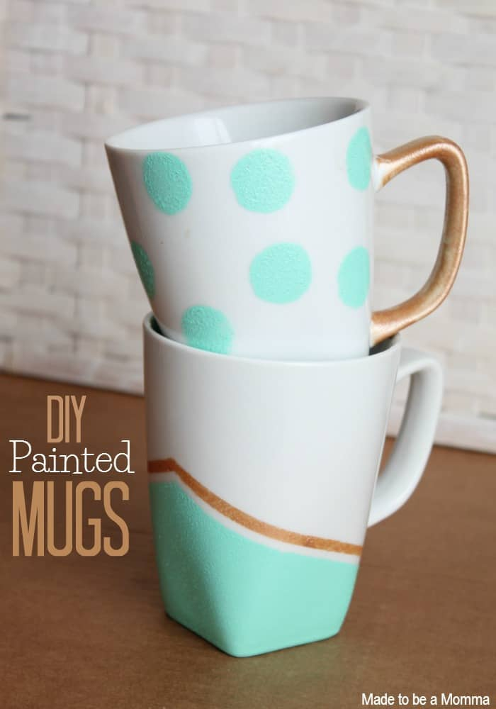 mother's day-Diy-Painted-Mugs