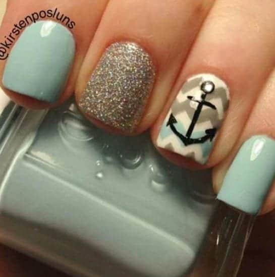 Nail Ideas For April: 20 Simple Nail Designs For Beginners