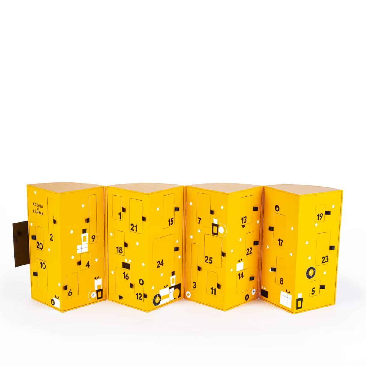 Acqua di Parma Christmas Advent calendar 2019