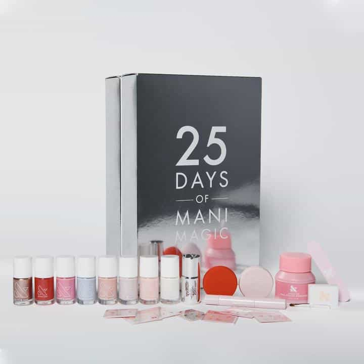 olive and june beauty advent calendar 2020
