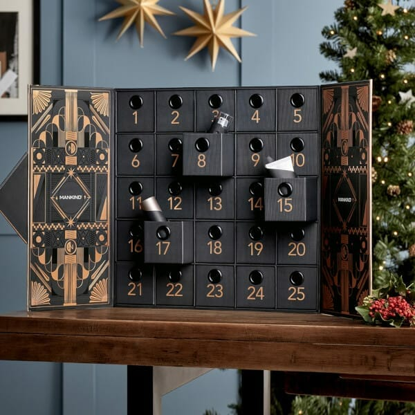 the mankind advent calendar 2019