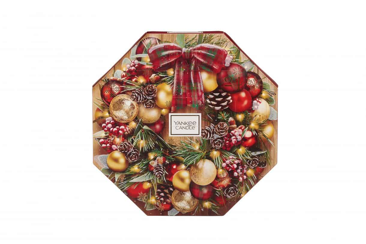 yankee candle advent calendar 2019