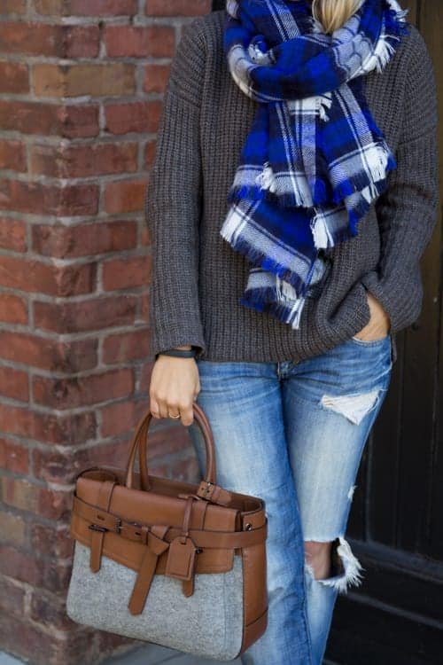 plaid scarf 01