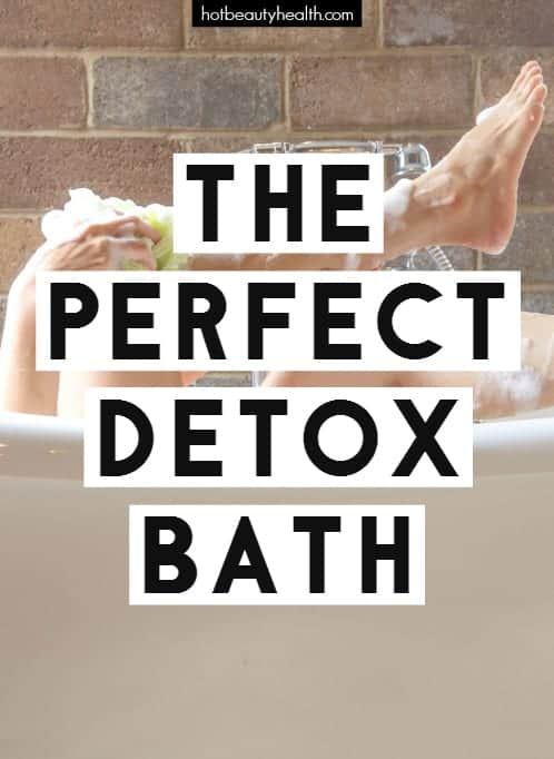 6 Ways to Craft the Perfect Detox Bath