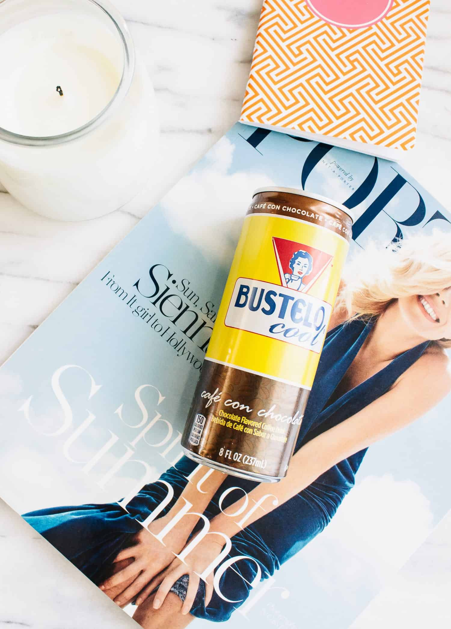 bustelo cool iced coffee cafe con chocolate