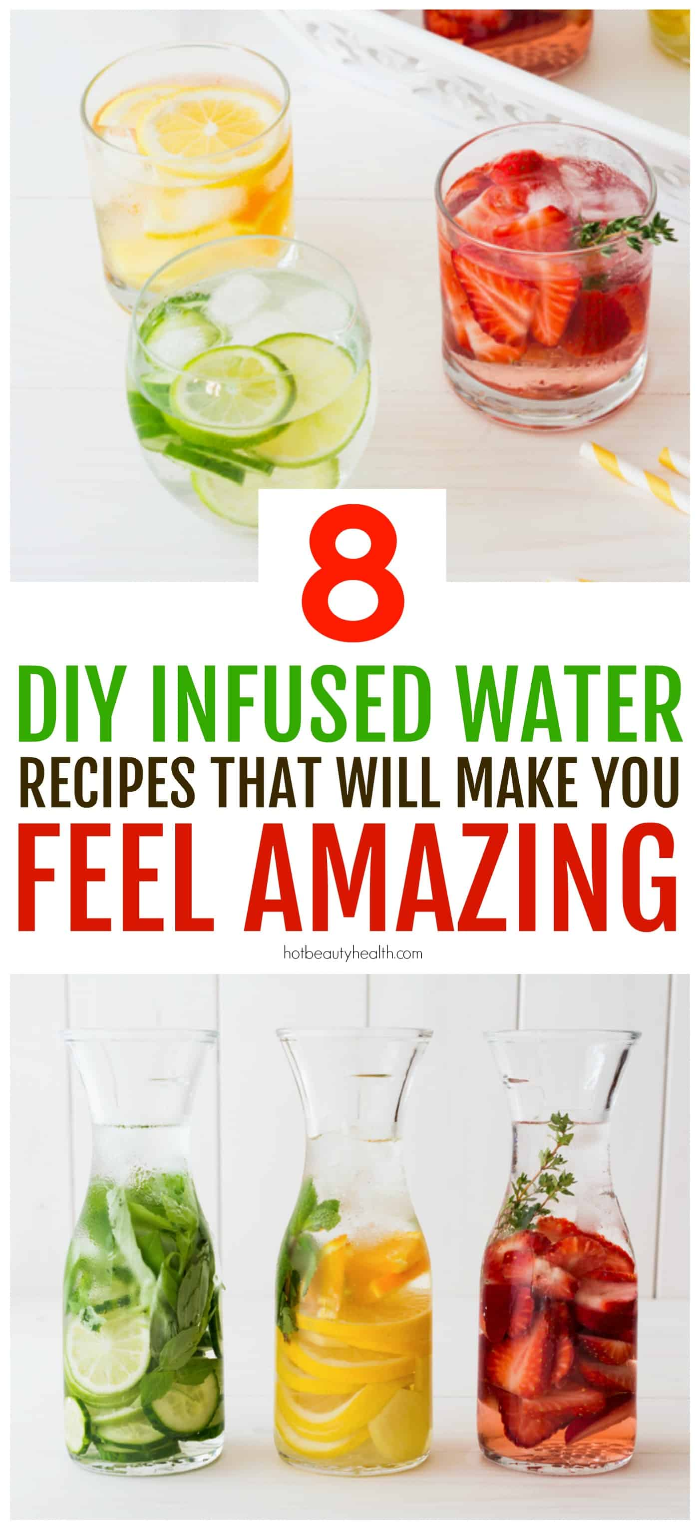 diy infused water