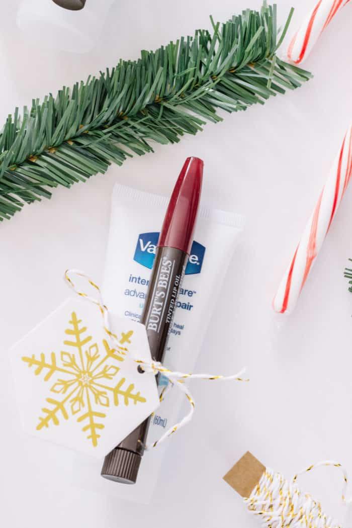 Gift Idea: DIY Lip & Hand Cream Winter Duo