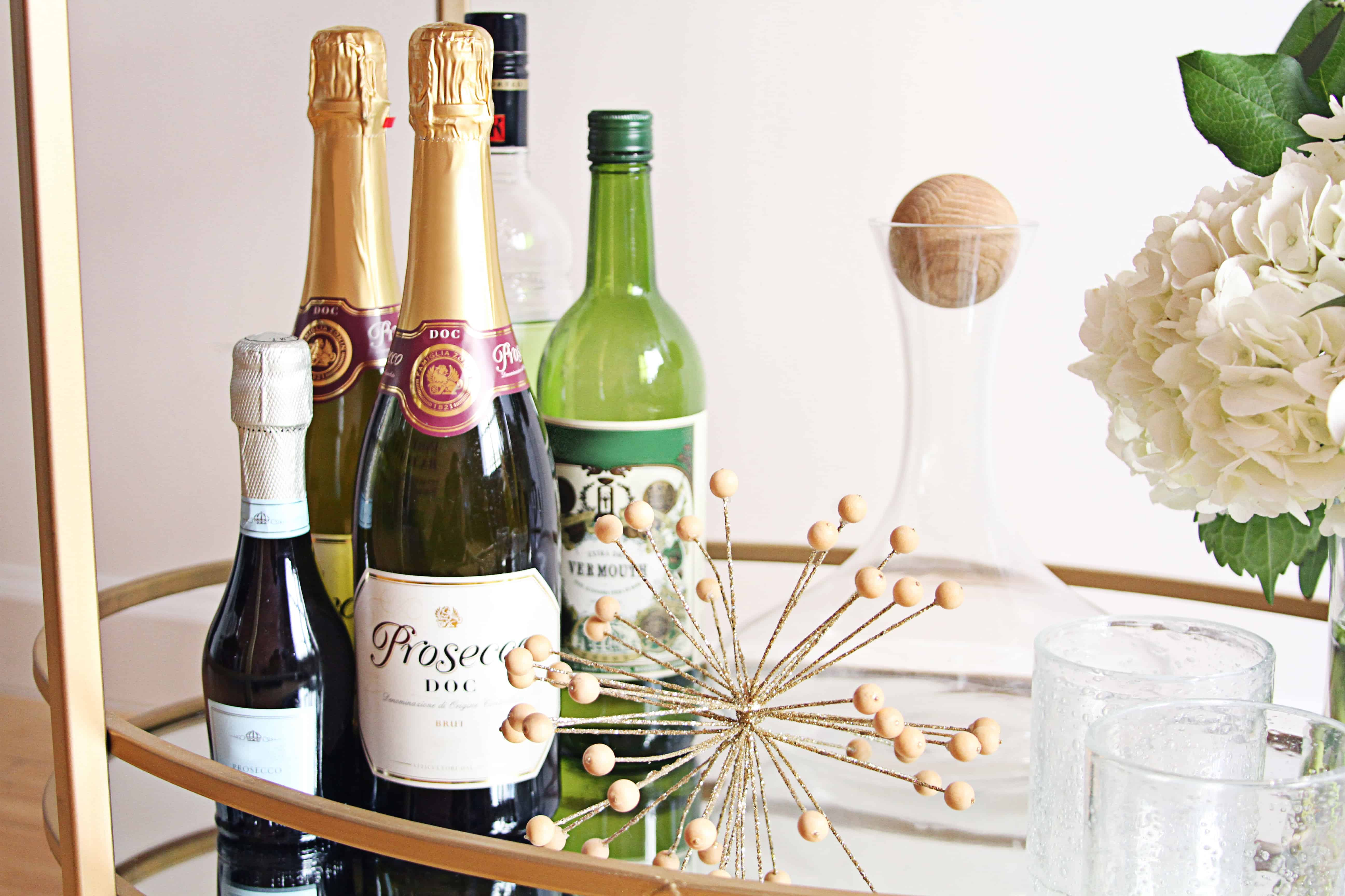 How to Stock a Home Bar for Entertaining This Holiday Season. The perfect party starts with a well-stocked bar so you're to serve any requested drinks and cocktails at Christmas parties. Make sure yours is fully equipped with the help of my handy guide.