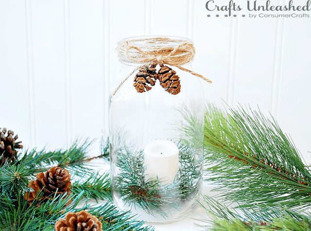 Looking for creative ways to decorate your home this Thanksgiving or gift ideas for Christmas? Then, check out these holiday-inspired mason jar crafts that are super creative, inexpensive and easy to do!