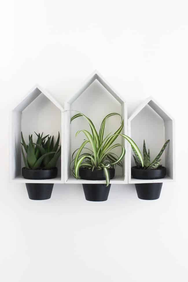 Spring-House-Planters love create celebrate