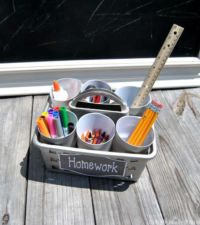 homework-caddy simply made pretty