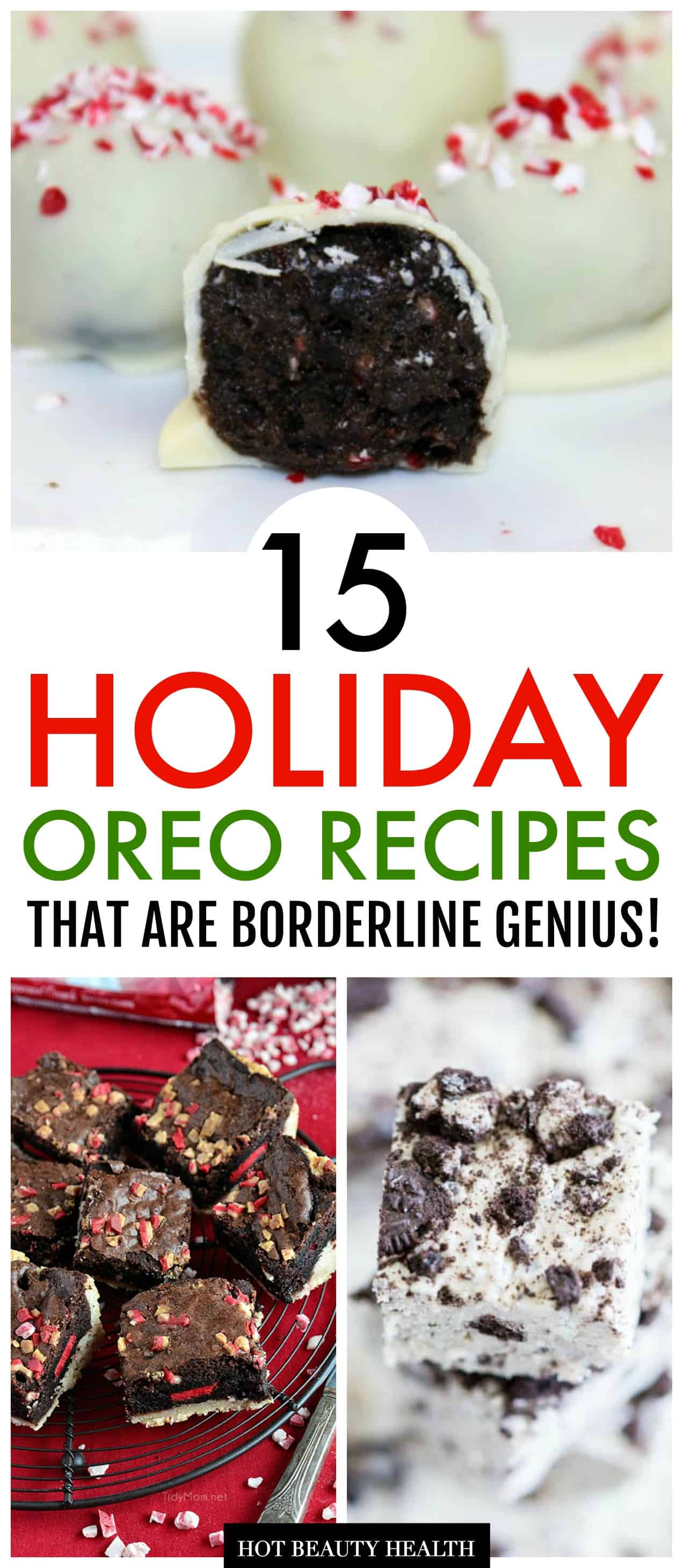 best holiday oreo cookie recipes
