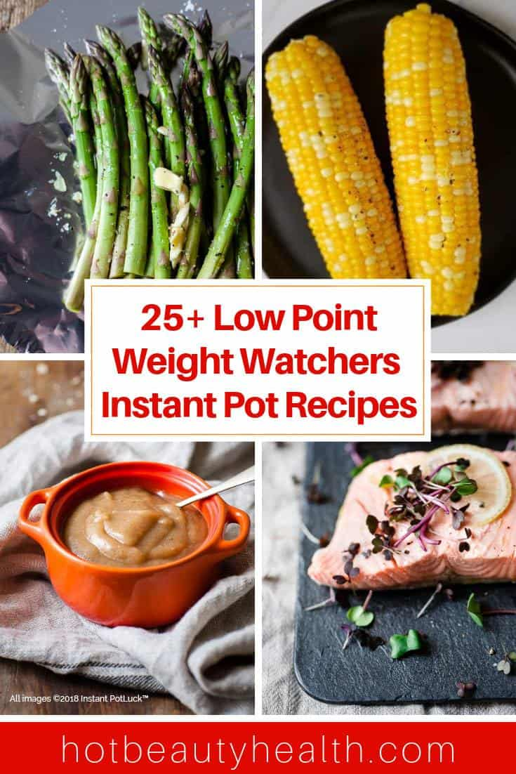 weight watchers instant pot recipes smart points