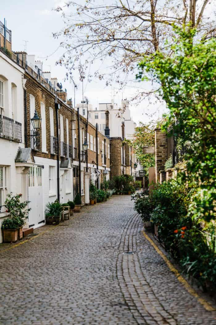 kynance mews london