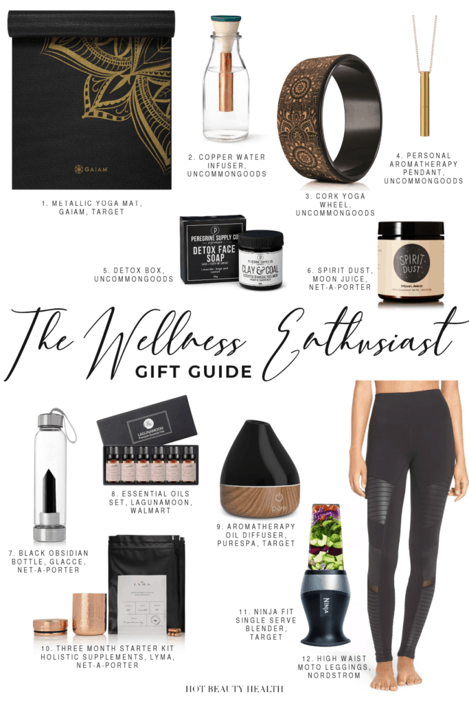 The Wellness Enthusiast Gift Guide