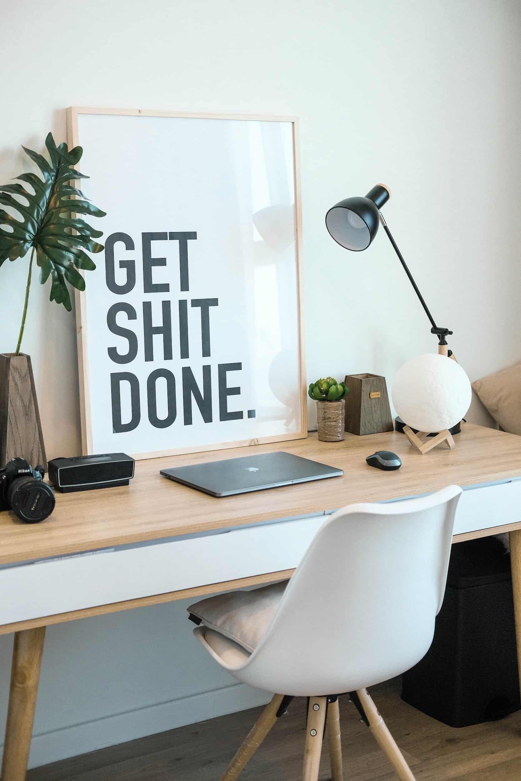 work desk lamp