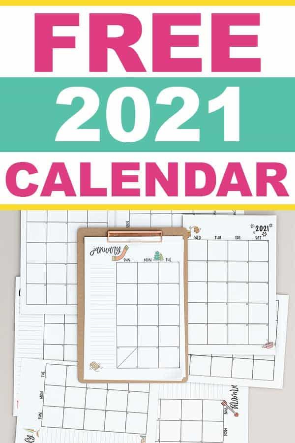 2021-Calendar-Printable mom envy