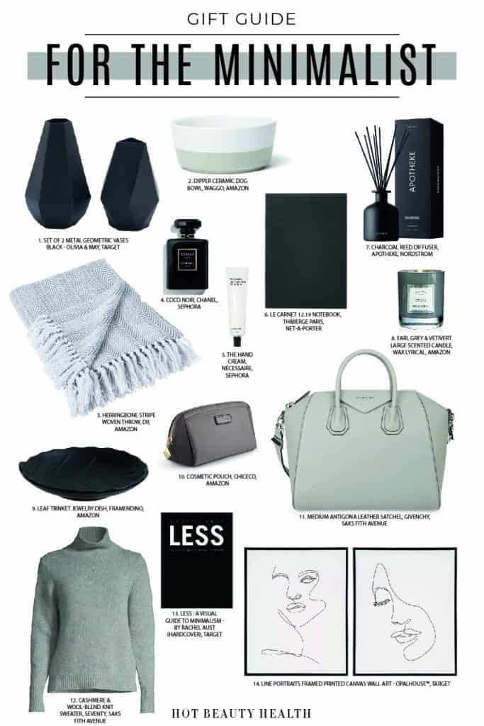 best gifts for the minimalist 2020