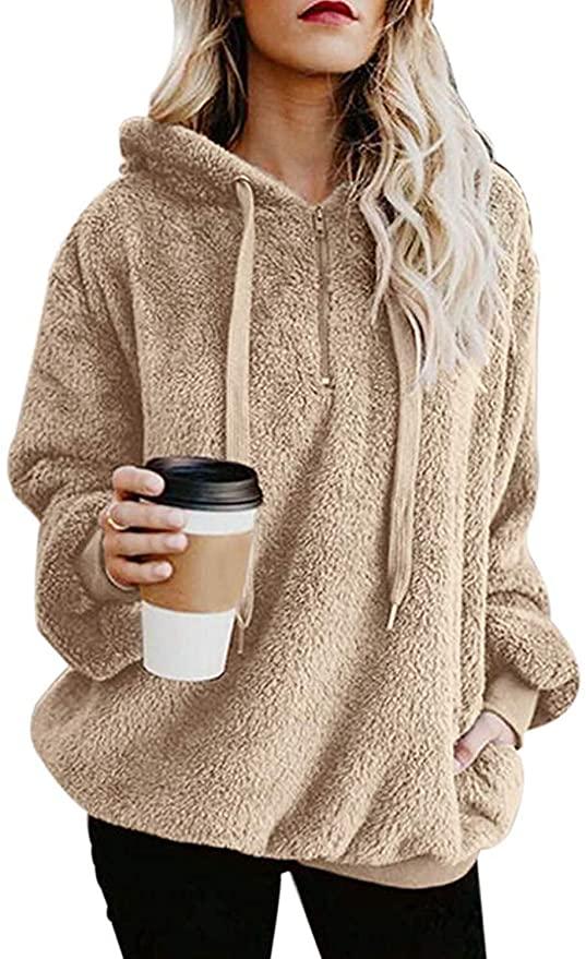 college girl gifts sherpa fleece